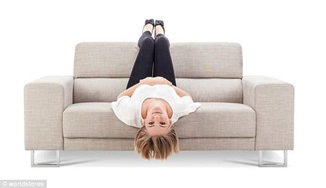 Sit On Sofa by What Does Your Sofa Sitting Position Say About Your Personality Daily Mail