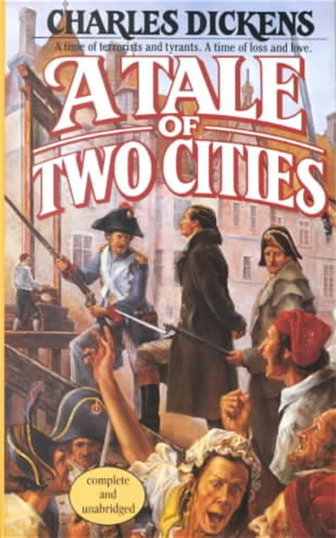 charles dickens biography a tale of two cities writing about reading a tale of two cities