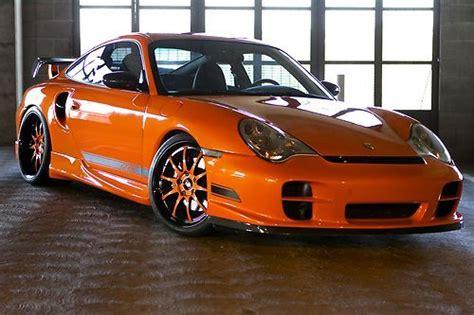 Custom Porsche 996 buy used custom porsche 996 turbo in el dorado