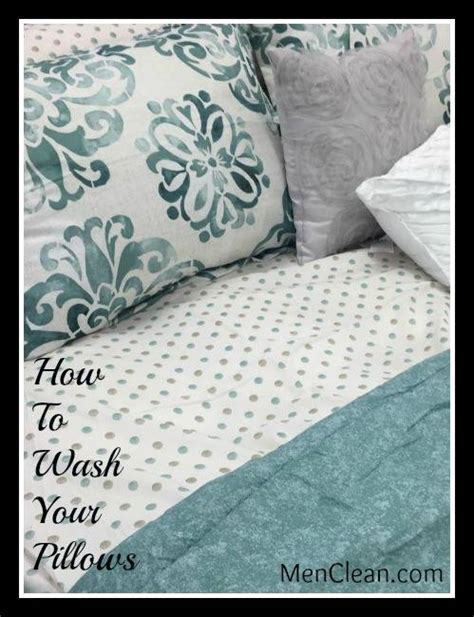 how to clean bed pillows 28 images how to wash and how often should pillows be replaced hhow often you
