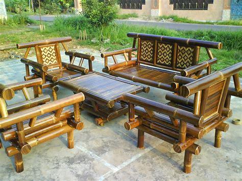 Kursi Bambu Yogyakarta jual furniture bambu murah furniture bambu jogja furniture