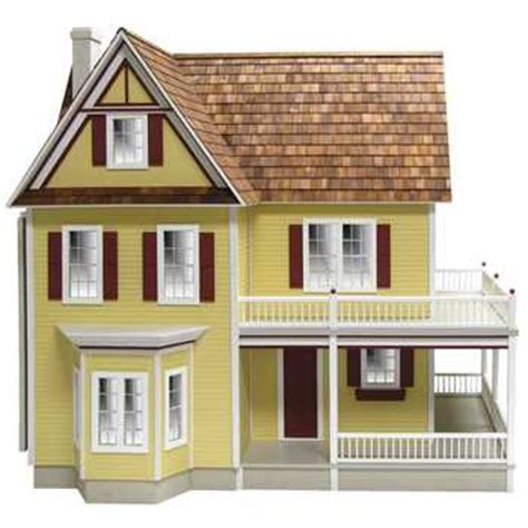farmhouse kit victoria s farmhouse dollhouse kit hobby lobby 751370