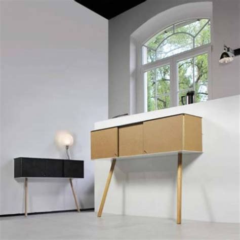 console moderna console originale et ultra design avec une finition fa 231 on