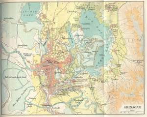 Kashmir India Map by Historical Maps Of Indian Towns And Cities 1893 1909 1924