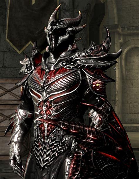 skyrim daedric armor and weapons skyrim mods highlights daedric armor and weapon improvement