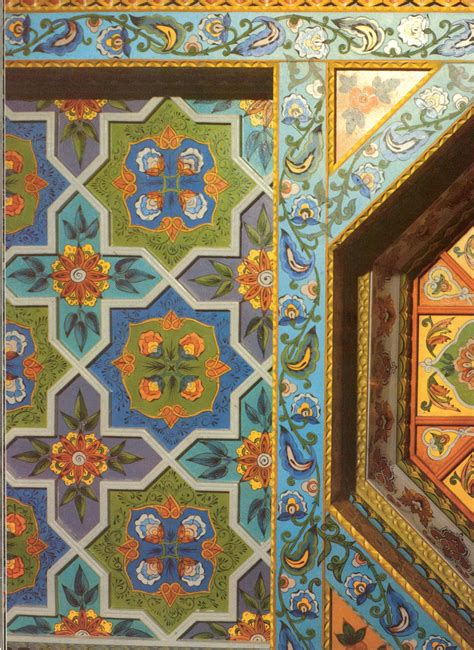 ceiling art arts and crafts of tajikistan