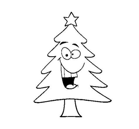 dibujo de 225 rbol navidad para colorear dibujos net