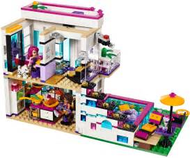 lego friends 41135 pas cher la de la pop livi
