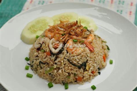 resepi membuat nasi goreng kung resepi nasi goreng kung