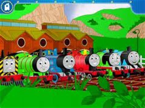 gambar kereta api thomas friend lucu  mainan anak