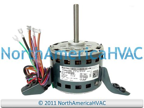 1 3 hp fan motor ge genteq furnace blower motor 1 3 hp 208 230v