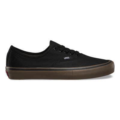 Jual Vans Authentic Black Gum authentic pro shop skate shoes at vans