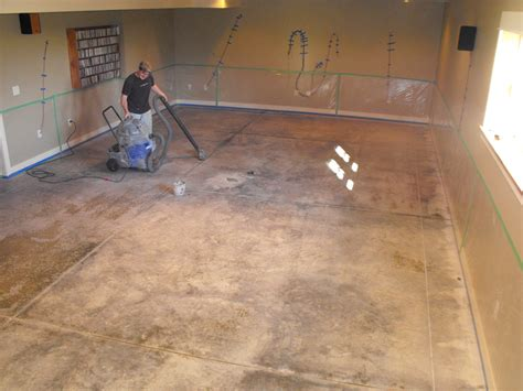 How To Do Concrete Floors by Cement Overlays Cozy With Concrete