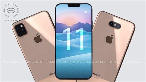 iphone 11 2019 new design
