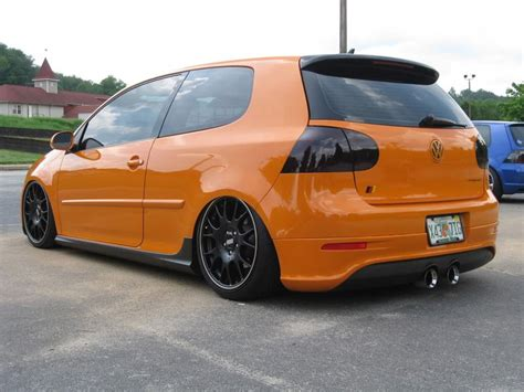 orange volkswagen gti vw golf r32 mk5 orange bbs ch r black pinterest golf