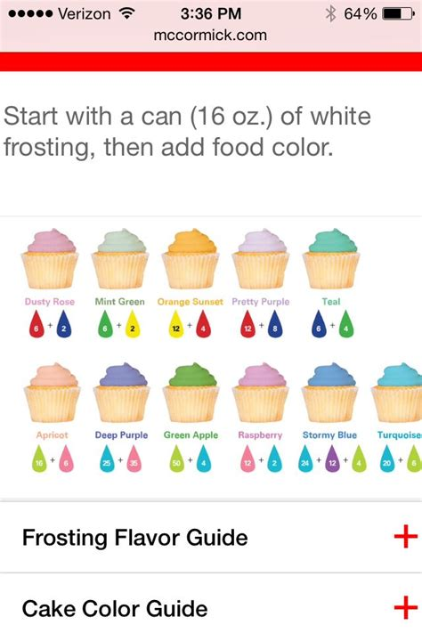 food coloring combinations 36 best images about color combinations on