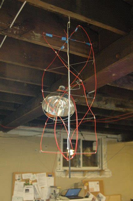 how to build the world s lightest quadrifilar helix antenna lvl1 louisville s hackerspace