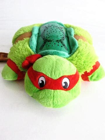 mutant turtles raphael lites pillow