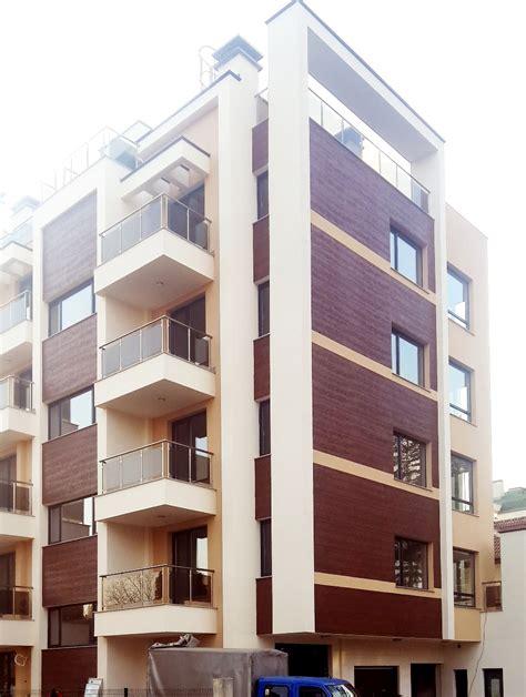 Residental Construction by Residental Building Quot Zagrebska Quot