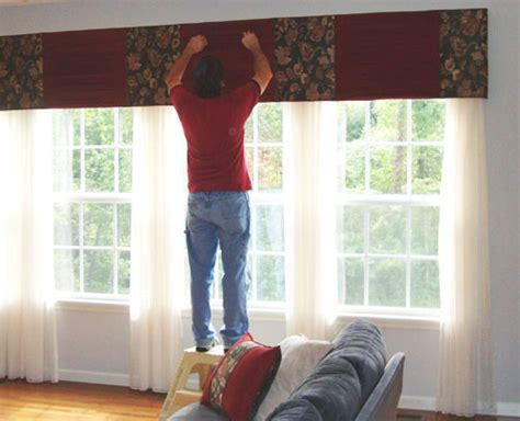 drapes installation window treatments home installation in o fallon il