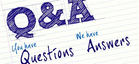 Answer Questionnaires For Money - preparing for self question and answer session in fruitful way