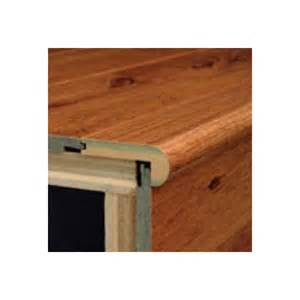 bruce flooring 94 quot walnut stair nose in exotic reviews wayfair