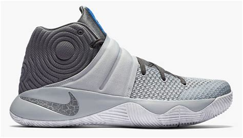 Kyrie 2 Cool Grey 1 kicks deals official website nike kyrie 2 wolf grey cool grey kicks deals official website