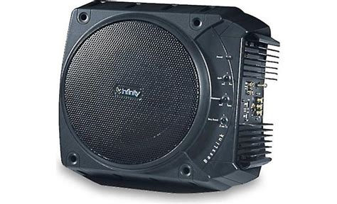 infinity powered subwoofer infinity basslink powered subwoofer 200 watts and a 10