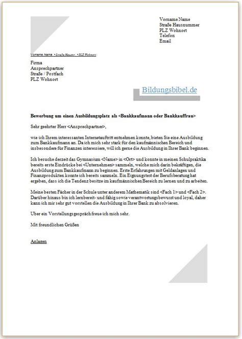 Bewerbungsschreiben Praktikum Bankkaufmann Bewerbung Ausbildung Bankkaufmann Oo08 Takasytuacja