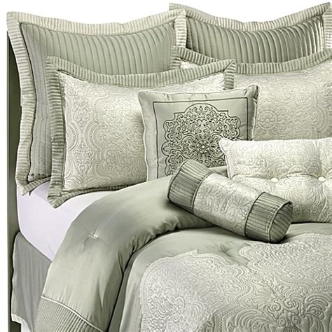 vienna sage comforter set bed bath beyond
