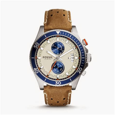 Jam Tangan Fossil Mocca Brown Leather Harga here are the best men s watches for 100 the brofessional