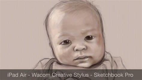 sketchbook pro vs wacom baby sketch wacom creative stylus air sketchbook