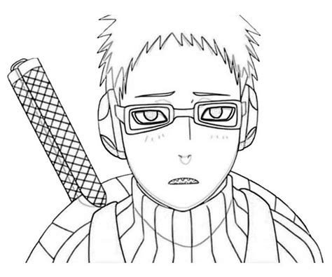 coloring pages of naruto characters coloring home