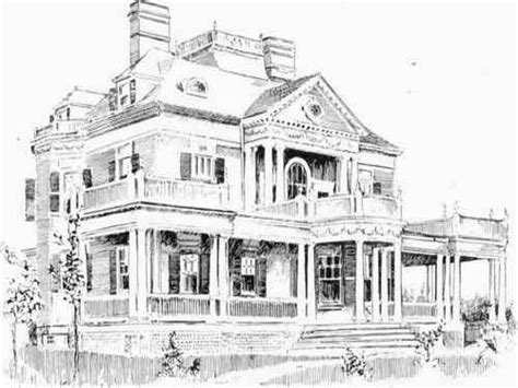 Colonial Style House Plans by Georgian Style House Colonial Style House Floor Plans