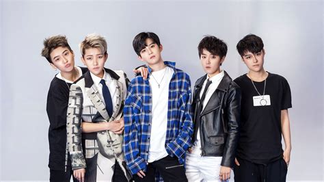 boybandscouk all the latest news gossip pictures ffc acrush china s hottest new boy band is actually made