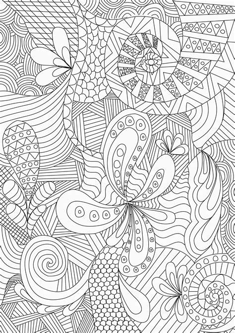 detailed coloring pages zentangle colouring pages in the playroom