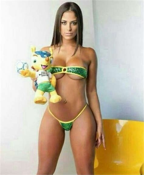 Bunny Home Decor by Green Play Time W Exotic Paraguayan Fitness Model