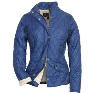 barbour flyweight cavalry quilted jacket clothing from