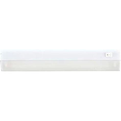 Ge Cabinet Lighting by Ge 12 In Linkable Led Cabinet Light Fixture With