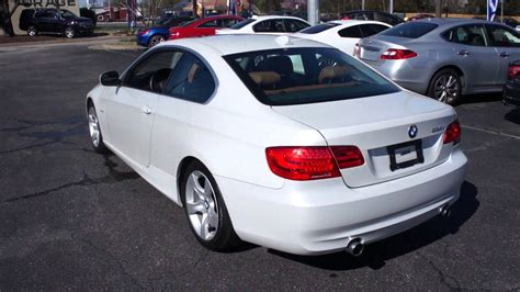 bmw 335i coupe 2011 2011 bmw 335i coupe walkaround start up tour and