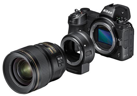 nikon z6 and z7 mirrorless cameras officially announced nikon rumors