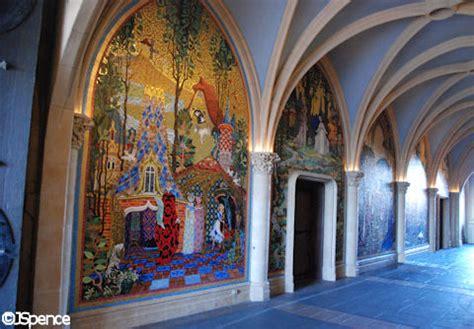 Disney Princess Castle Wall Mural cinderella castle mosaic murals the world according to