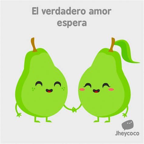 Imagenes De El Verdadero Amor Espera | im 225 genes divertidas de peras