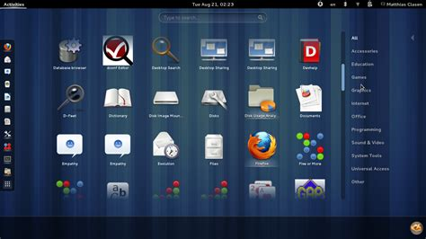 gnome themes for redhat 6 rounding out the 3 6 feature list goings on
