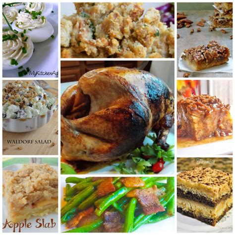 turkey recipes traditional traditional thanksgiving menu and recipes flavor mosaic