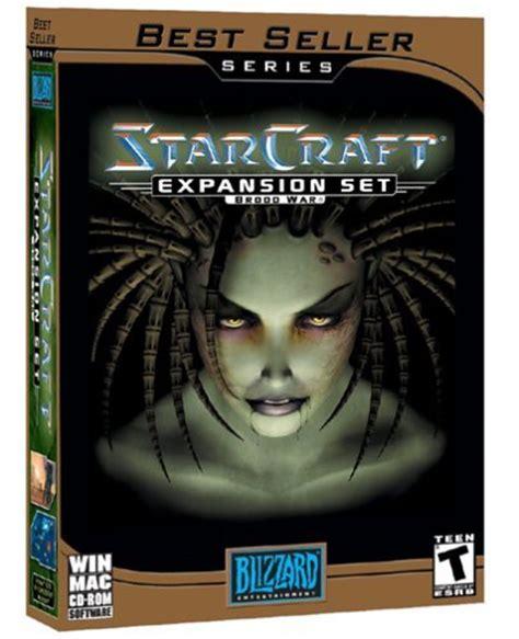 cd dvd version best seller series starcraft