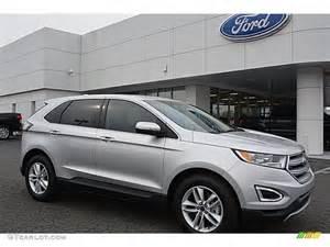 2016 ingot silver ford edge sel 110550251 gtcarlot