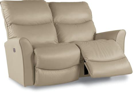 contemporary power recline xrw reclining loveseat