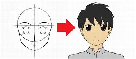 cara melukis muka kartun dan anime 15 langkah mudah azhan co