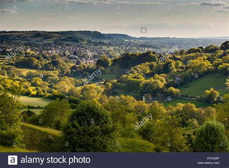 sl lade the slad valley stroud gloucestershire uk location of